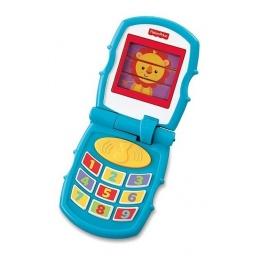 Fisher Price - Teléfono De Sonidos Divertidos Y6979