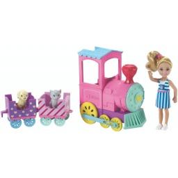 Barbie - Trencito De Chelsea - Frl86