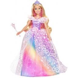 Barbie - Princesa Vestido Brillante - Gfr45