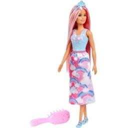 Barbie - Reino De Peinados Mágicos Princesa - Fxr94