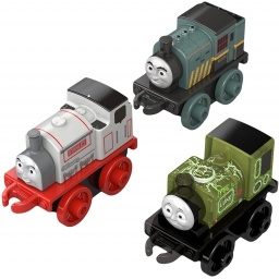 Fisher Price -Thomas & Friends Minis Packx 3 Chl60-dgw00