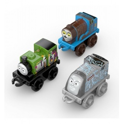 Fisher Price -Thomas & Friends Minis Packx 3 Chl60-dgw07