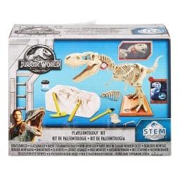 Jurassic World - Kit De Paleontólogo Ftf12