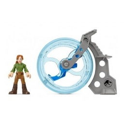 Fisher Price - Imaginext Jurassic World Figuras Fmx92-fmx93