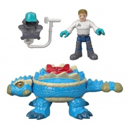 Fisher Price -  Imaginext Jurassic World Vehículos Fmx88-fxt30