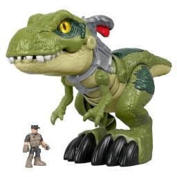 Fisher Price - Imaginext Jurassic World Mega T-rex Gbn14