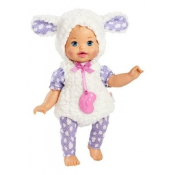 Little Mommy - Muñecas Tierna Como Yo Disfraz BLW15-BLP66