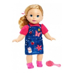 Muñeca Little Mommy - Tierna Como Yo Surtido Flb80-gbp27