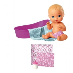 Muñeca Little Mommy - Wonder Nursery  Sorpresas Mágicas Fwj41