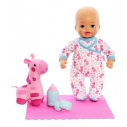 Muñeca Little Mommy - Bebita Dulces Sueños Dtv56