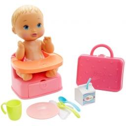 Muñeca Little Mommy wonder Nursery  Bebé Comiditas Sorpresa- Gfk75