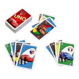 Uno - Cartas Cars 3 Fdj15