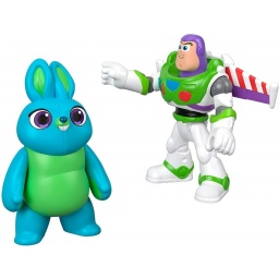 Fisher Price - Imaginext Toy Story  Sutido de Figuras Gbg89-gbg91