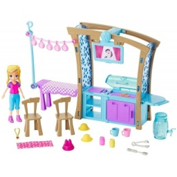 Polly Pocket! - Fiesta De Parrilla Gdm17