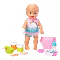 Little Mommy - Kit hora De Hacer Pipi Fkd02