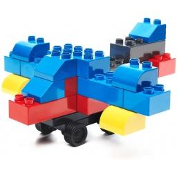 Mega Bloks - Caja Gigante Fly44