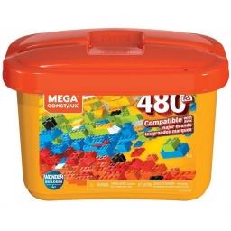 Megaconstrux - Caja De Construcción De 480 Piezas Gjd23