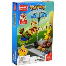 Megaconstrux - Pokemon Surtido De Batalla Dyf09-gcn12