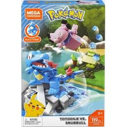 Megaconstrux - Pokemon Surtido De Batalla Dyf09-fvk70