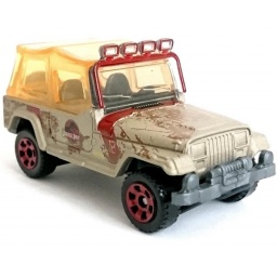 Matchbox - Jurassic World Vehículos Fmw90