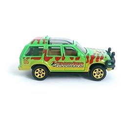 Matchbox - Jurassic World Vehículos Fmw90-gdn97