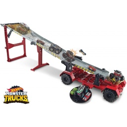 Hot Wheels - Monster Trucks Remolque Extremo Gfr15