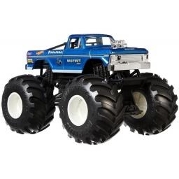 Hot Wheels - Monster Trucks Vehículos 1:24 Fyj83-gbv32