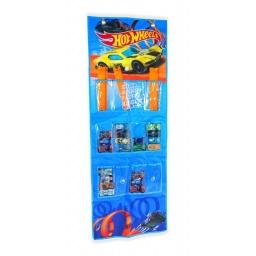 Hot Wheels - Caja Organizadora De Pared Hwcc13