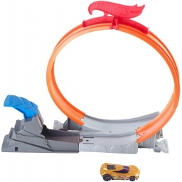 Hot Wheels - Surtido Clásico De Acrobacias Fwm85-fwm88