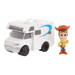 Toy Story -  Figuras Con Vehículo Gcy49-gcy61