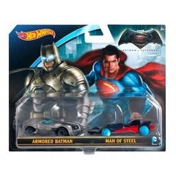 Hot Wheels - Batman Vs. Superman X 2 Djp09