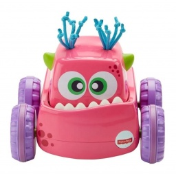 Fisher Price - Monstruo Presiona Y Persigue Drg16-drg14