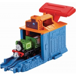 Fisher Price - Thomas & Friends Lanzadores Veloces CFC55-cfc54