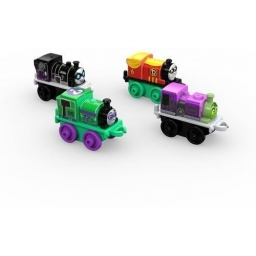 Fisher Price - Thomas & Friends Minis Dc Comics Packx4  Dmm95-dmm96