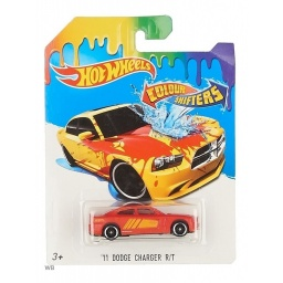 Hot Wheels - Color Shifters Bhr15-bhr20 (963v)
