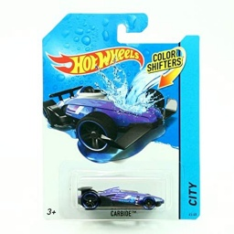 Hot Wheels - Color Shifters Bhr15-bhr54 (976a)