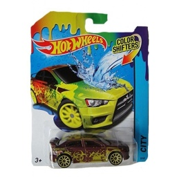 Hot Wheels - Color Shifters Bhr15-cfm40 (976a)
