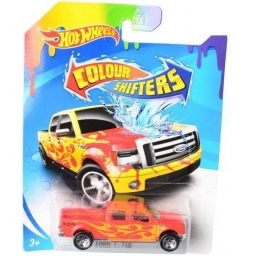 Hot Wheels - Color Shifters Bhr15-dnn11 (963u)