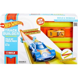 Hot Wheels Track Builders Surtido De Componentes Glc87-glc91