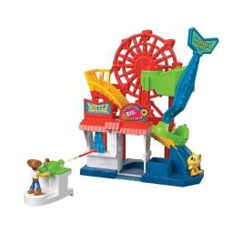 Fisher Price - Imaginext Toy Story Parque Divertido Gbg66