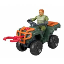 Fisher Price - Imaginext Jurassic World Figuras Fmx92-fmx94