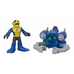 Fisher Price - Imaginext Jurassic World Figuras Fmx92-fmx95