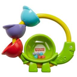 Fisher Price - Sonajas  Actividades Divertidas Fgj54-fgj57