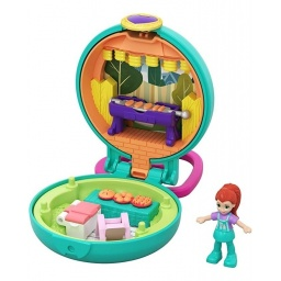 Polly Pocket - Diversion en el Mercadito Gkj39-gkj43