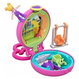 Polly Pocket - Diversion en el Mercadito  Gkj39-gkj42