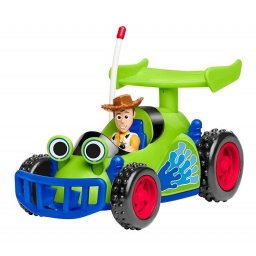 Fisher Price - Imaginext Toy Story Vehículos Gfr97-gfr99