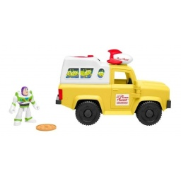 Fisher Price - Imaginext Toy Story Vehículos Gfr97-gfr98