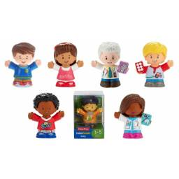 Fisher Price - Little People Figuras - Dvp63