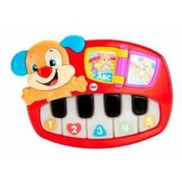 Fisher Price - Perrito Piano De Aprendizaje Dlh75