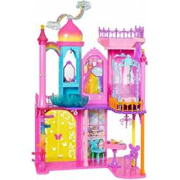 Barbie - Castillo Rainbow - Dpy39